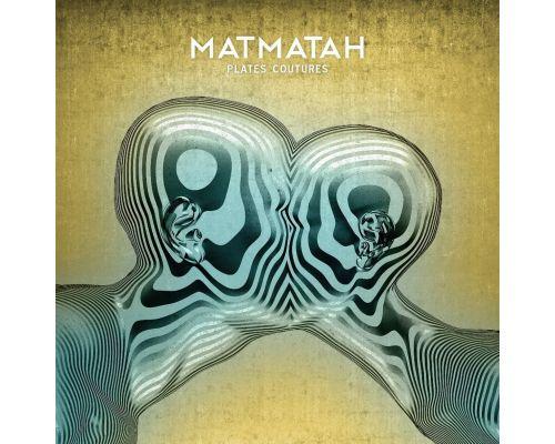 Un CD Matmatah - Plates coutures