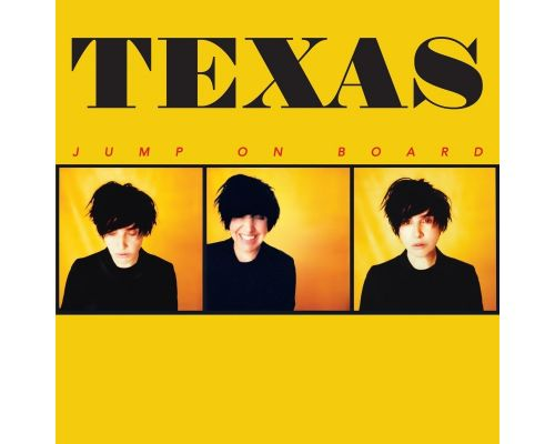 Un CD Texas Jump on Board