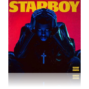 <notranslate>Un CD The Weeknd Starboy</notranslate>
