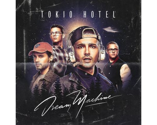 Un CD Tokio Hotel - Dream Machine
