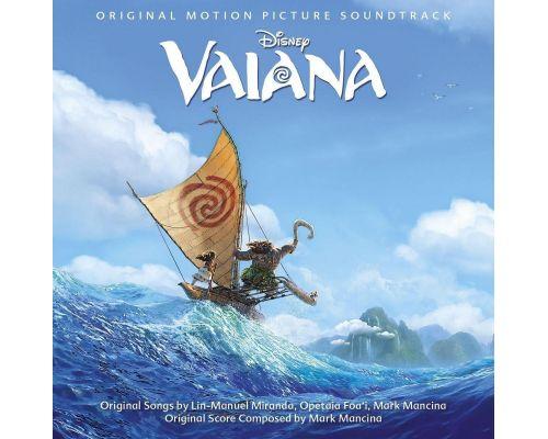 Un CD Vaiana - La Légende du Bout du Monde