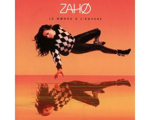Un CD Zaho - Le Monde a l'Envers