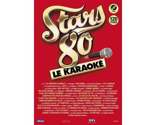 Un Coffret 10 DVD Stars 80
