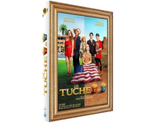 Un Coffret DVD Les Tuche + Les Tuche 2 : Le rêve américain