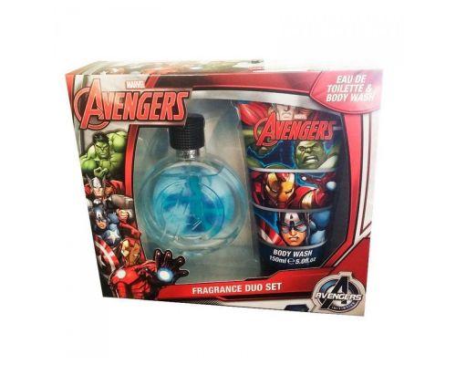 Un Coffret Parfum Duo Avengers