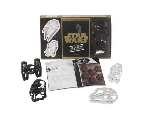 Un Coffret Star Wars: Les Cookies contre-attaquent