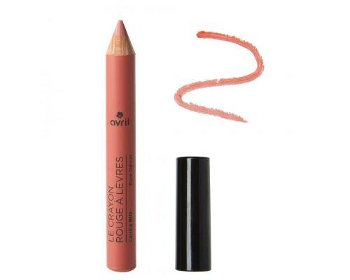 Un Crayon Rouge à lèvres Rose Délicat Avril