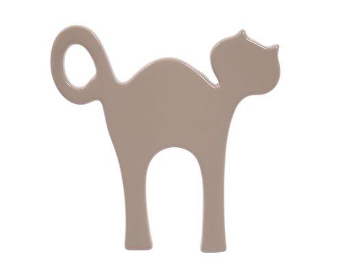 Un Dessous Plat Ceramique Sesame Chat