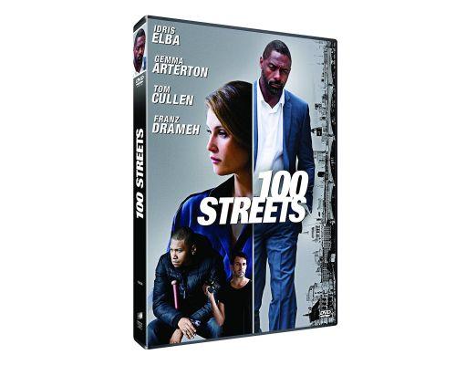 un DVD 100 Streets