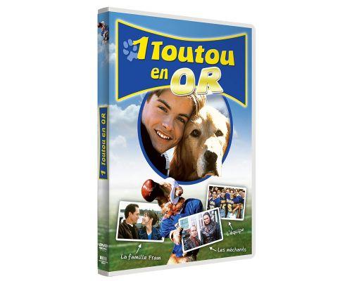 un DVD 1 Toutou En Or