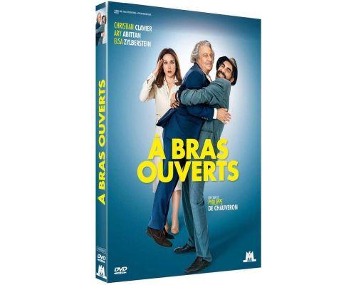 Un DVD À bras ouverts