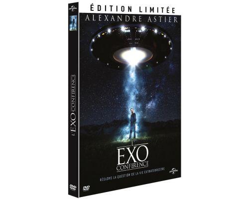 un DVD Alexandre Astier L'Exoconférence