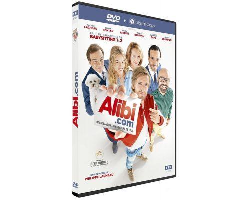 un DVD Alibi.Com