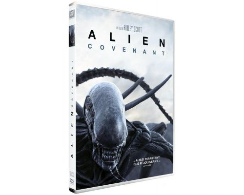 Un DVD Alien : Covenant