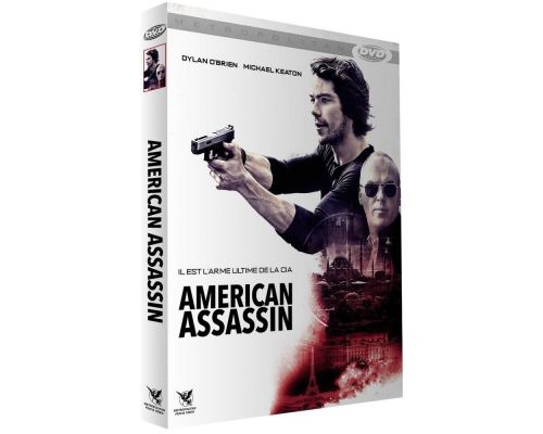 Un DVD American Assassin