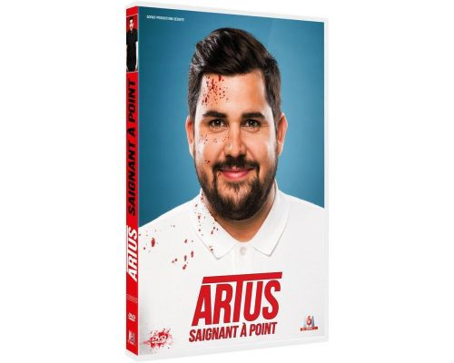 un DVD Artus Saignant A Point