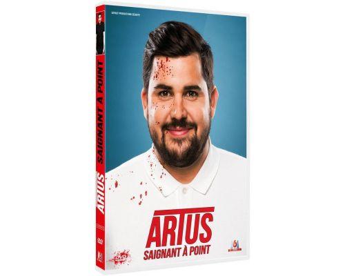 un DVD Artus Saignant A Point