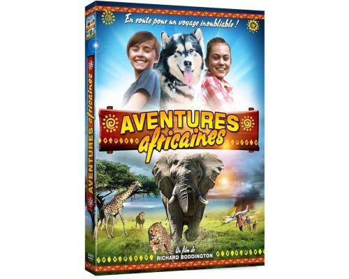 un DVD Aventures Africaines