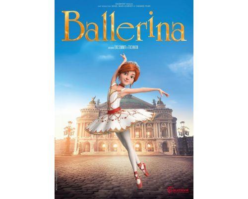 un DVD Ballerina