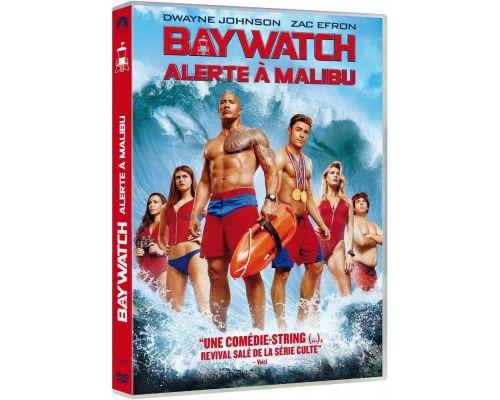 Un DVD Baywatch : alerte à Malibu