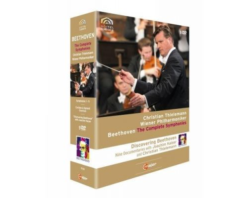 L' Intégrale Des Symphonies De Beethoven En DVD
