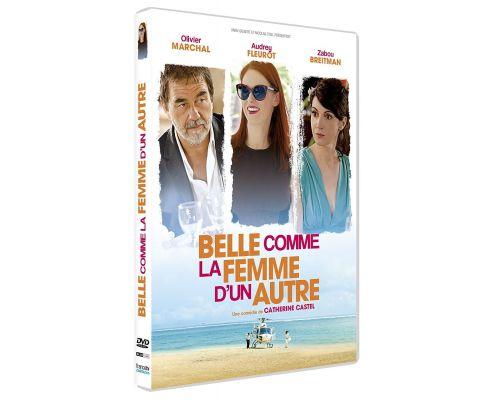 un DVD Belle Comme La Femme D'un Autre
