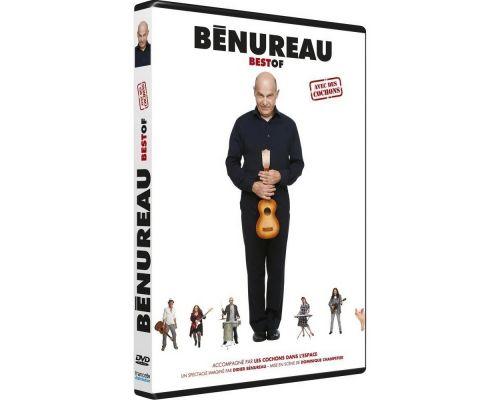 un DVD Benureau Et Les Cochons Dans L'Espace