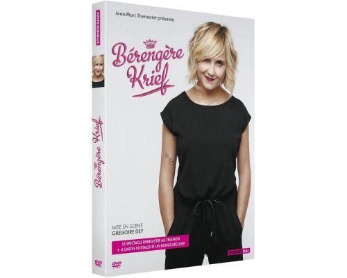 un DVD Bérengère Krief