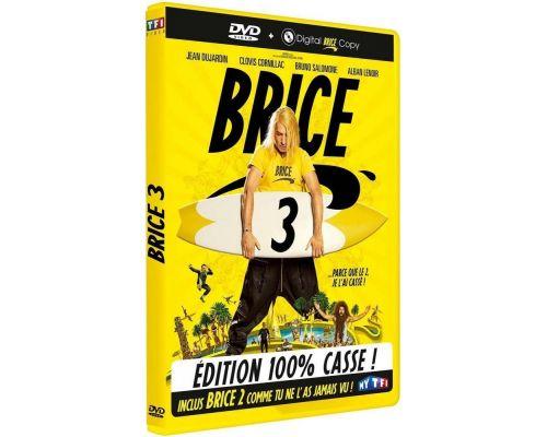 un DVD Brice 3