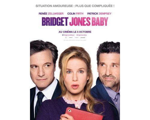 un DVD Bridget Jones Baby