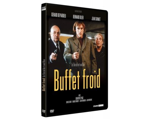 un DVD Buffet Froid