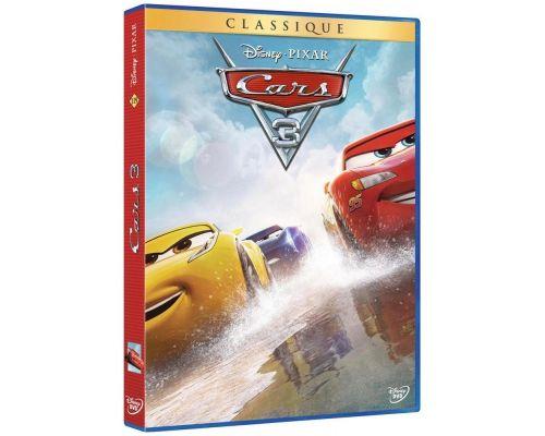 Un DVD Cars 3