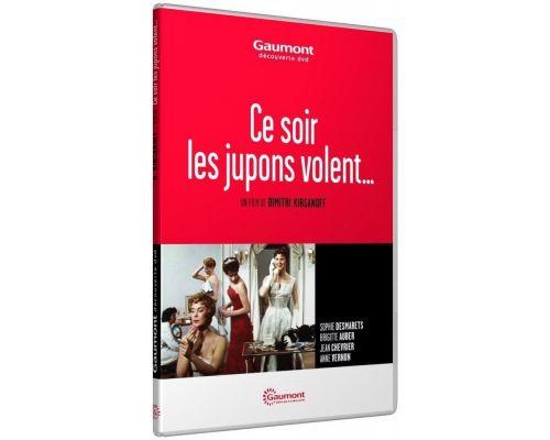 un DVD Ce Soir Les Jupons Volent