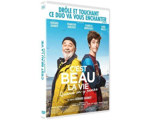 Un DVD C'est beau la vie quand on y pense