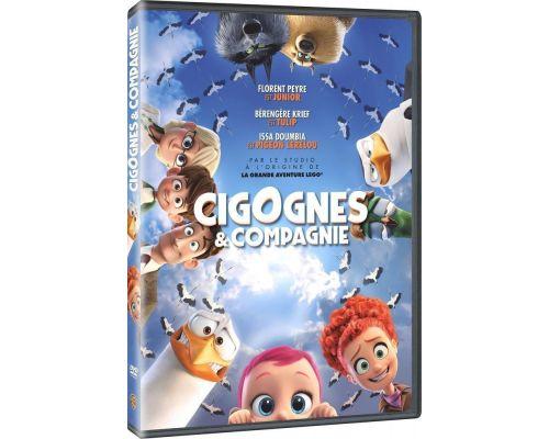 un DVD Cigognes Et Compagnie