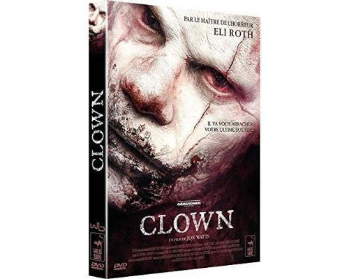 un DVD Clown