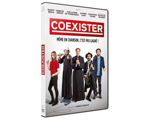 Un DVD Coexister