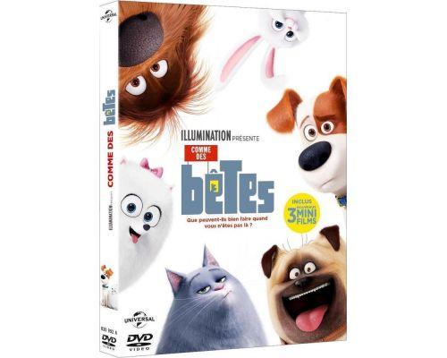 un DVD Comme Des Bêtes