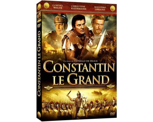 un DVD Constantin Le Grand