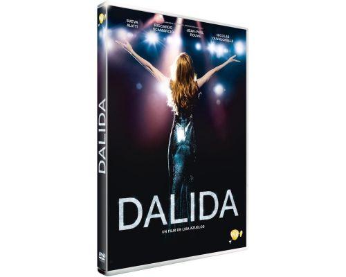un DVD Dalida