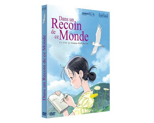 Un DVD Dans un recoin de ce monde