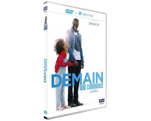 un DVD Demain Tout Commence