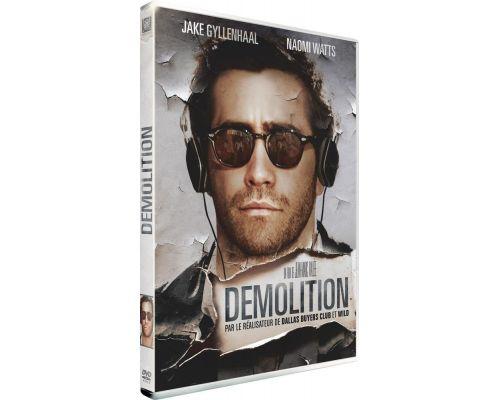 un DVD Démolition