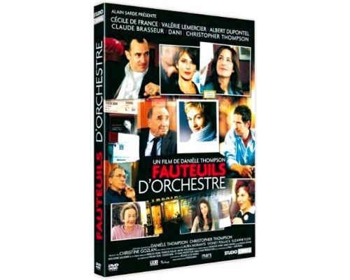 Le DVD Du Film Fauteuils D'Orchestre