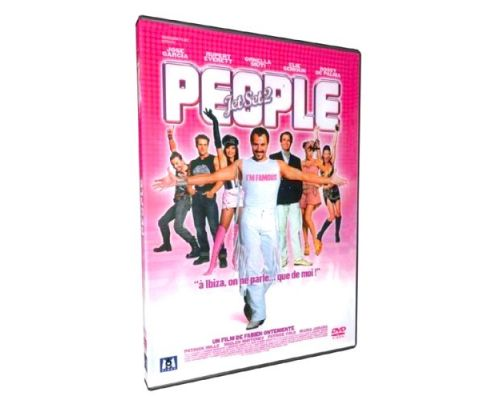Le DVD Du Film People - Jet Set 2