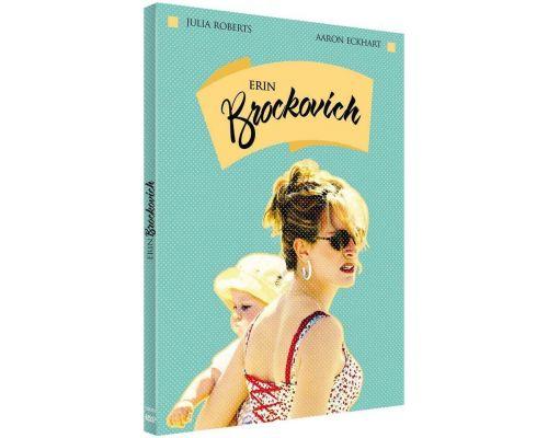 un DVD Erin Brockovich