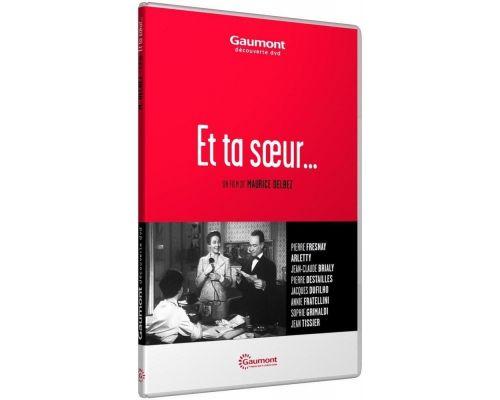 un DVD Et Ta Soeur