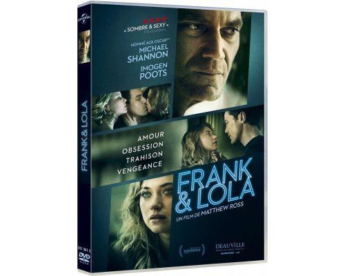 un DVD Frank & Lola