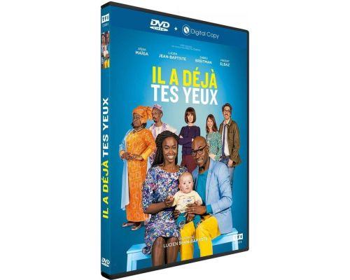 un DVD Il A Déjà Tes Yeux