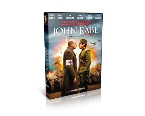 un DVD John Rabe